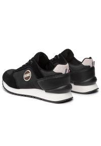 Colmar - Sneakersy COLMAR - Travis Drill 014 Black. Okazja: na spacer, na co dzień. Kolor: czarny. Materiał: zamsz, skóra, nubuk. Szerokość cholewki: normalna. Styl: elegancki, sportowy, klasyczny, casual