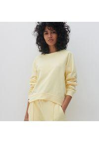 Żółta bluza Reserved
