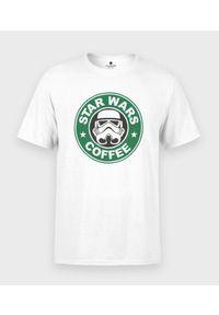 MegaKoszulki - Koszulka męska Star Wars Coffee. Materiał: bawełna. Wzór: motyw z bajki