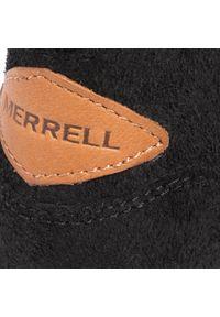 Czarne półbuty Merrell z cholewką