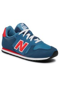 Niebieskie buty sportowe New Balance New Balance 373