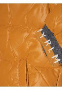 Mayoral Kurtka puchowa 2482 Pomarańczowy Regular Fit. Kolor: pomarańczowy. Materiał: puch