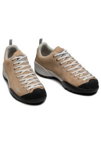 Scarpa - Trekkingi SCARPA - Mojito 32605-350 Fossil. Kolor: beżowy. Materiał: skóra, zamsz. Szerokość cholewki: normalna. Sport: turystyka piesza