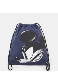 Niebieska torba Sinsay