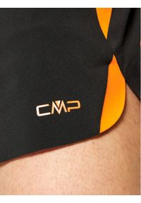 CMP Szorty sportowe 31C6397 Czarny Regular Fit. Kolor: czarny