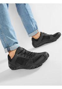 CATerpillar Sneakersy Profuse P725027 Czarny. Kolor: czarny