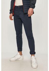 Jack & Jones - Spodnie. Kolor: niebieski