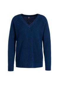 Niebieski sweter Helly Hansen