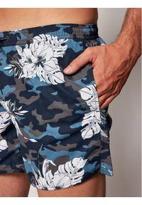 Szorty Emporio Armani w kolorowe wzory