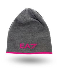 Nakrycie głowy EA7 Emporio Armani eleganckie