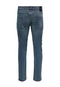 Only & Sons - ONLY & SONS Jeansy Loom 22017090 Szary Slim Fit. Kolor: szary #3