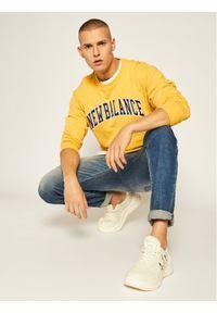 Żółta bluza New Balance