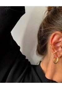 SELFIE JEWELLERY - Kolczyki Gigi. Materiał: z mosiądzu, pozłacane, złote, srebrne. Kolor: złoty