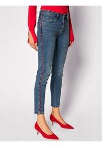 TOMMY HILFIGER - Tommy Hilfiger Jeansy Slim Fit Venice WW0WW28071 Niebieski Slim Fit. Kolor: niebieski. Materiał: jeans