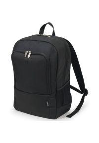 Czarny plecak na laptopa DICOTA