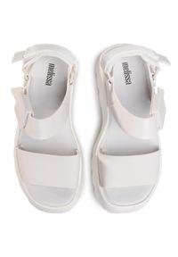 Białe sandały melissa #6