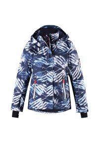 Kurtka Reima Frost Z/8 531360B. Materiał: lycra, materiał. Sezon: zima. Sport: narciarstwo