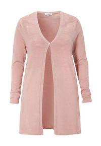 Różowy sweter Zhenzi elegancki, na co dzień