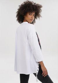 Biała bluza Born2be #6