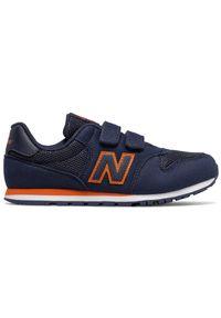 Buty sportowe New Balance na rzepy, na lato