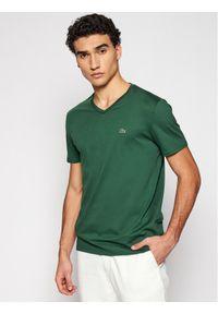 Zielony t-shirt Lacoste