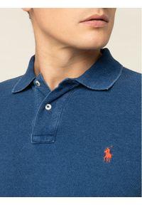 Niebieska koszulka polo Polo Ralph Lauren polo