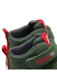 Reima - Trzewiki REIMA - Patter 569445 8930. Kolor: zielony. Materiał: materiał. Szerokość cholewki: normalna. Sezon: zima #3