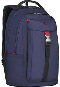 Plecak Wenger Plecak WENGER Chasma 16 Granatowy uniwersalny. Kolor: niebieski