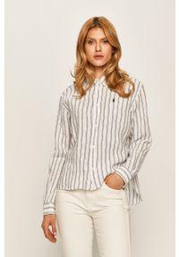 Biała koszula Polo Ralph Lauren długa, polo, casualowa