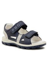 Niebieskie sandały Primigi klasyczne, na lato