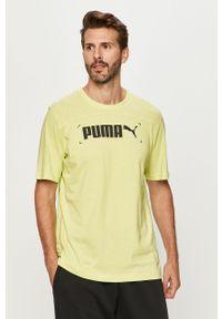 T-shirt Puma z nadrukiem, na co dzień