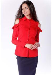 Czerwona koszula Nommo