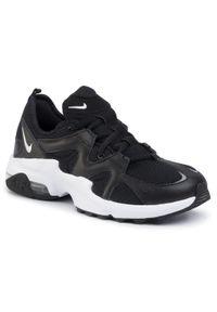Czarne buty sportowe Nike na co dzień, Nike Air Max, z cholewką