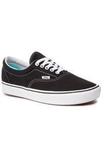 Czarne buty sportowe Vans Classic, z cholewką