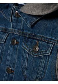 Name it - NAME IT Kurtka jeansowa 13193705 Granatowy Regular Fit. Kolor: niebieski. Materiał: jeans #3
