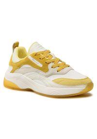 GANT - Gant Sneakersy Calinne 22533552 Żółty. Kolor: żółty