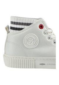 Cross Jeans - Sneakersy CROSS JEANS II2R4022C Biały. Kolor: biały