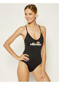 Czarny strój kąpielowy Ellesse