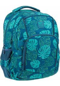 Starpak Plecak szkolny My Style niebieski. Kolor: niebieski