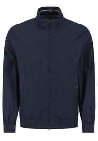 Niebieska kurtka bomberka Geox #7
