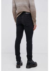 Cross Jeans - Jeansy Scott. Kolor: czarny