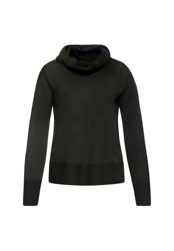 Zielony sweter Marella