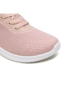Refresh - Sneakersy REFRESH - 72940 Nude. Okazja: na co dzień. Kolor: różowy. Materiał: skóra ekologiczna, materiał. Szerokość cholewki: normalna. Styl: casual #7