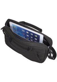 Czarna torba na laptopa CASE LOGIC w kolorowe wzory #6