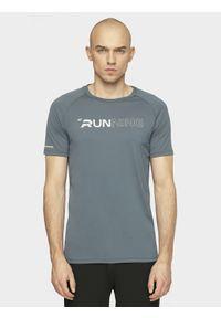 Koszulka sportowa 4f do biegania, raglanowy rękaw