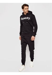 Superdry Bluza Bluza Cl Ns M2010289A Czarny Regular Fit. Kolor: czarny #2