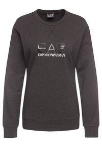 EA7 Emporio Armani Bluza 8NTM39 TJ31Z 3909 Szary Regular Fit. Kolor: szary