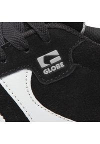 Globe - Sneakersy GLOBE - Encore-2 GBENCO2 Black/Light Grey 1. Okazja: na spacer, na co dzień. Kolor: czarny. Materiał: skóra, zamsz. Szerokość cholewki: normalna. Sport: turystyka piesza