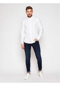 Biała koszula casual La Martina