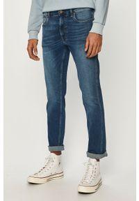 Czarne jeansy Cross Jeans na co dzień, casualowe